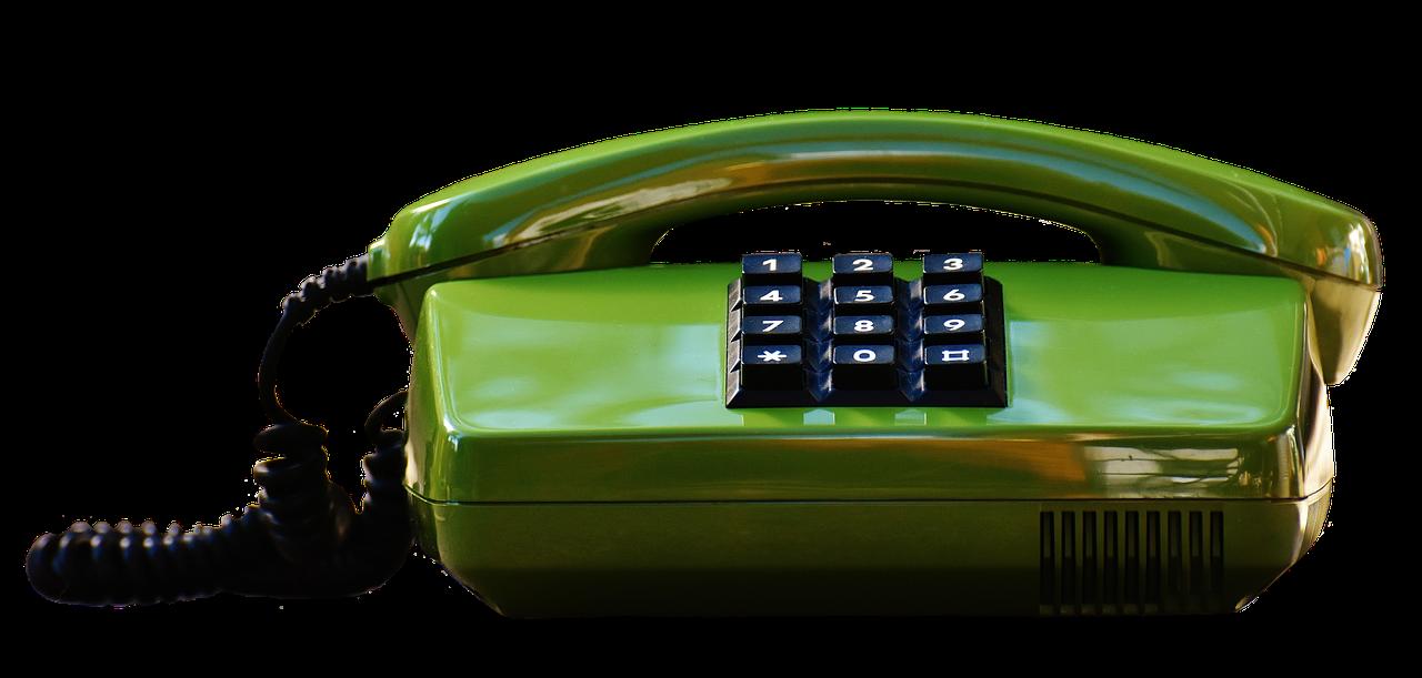 Am Apparat – das offene Kontakttelefon des Paulushauses
